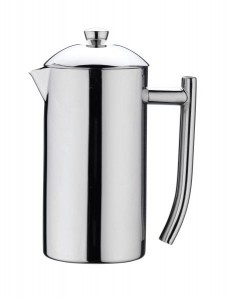Cafe Stal Original Stainless Steel Cafetiere 2 cup