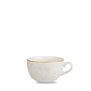 White Cappuccino Cup 12oz/34cl - Pack of 12 - 3.74 Each