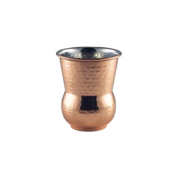 Moroccan Copper Hammered Tumbler 40cl/14oz – Pack of 6