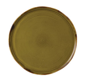 Dudson Harvest Green Flat Plate 20.4cm – Pack of 24