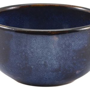 Terra Porcelain Aqua Blue Round Bowl 11.5cm - Pack of 6