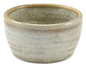 Terra Porcelain Matt Grey Ramekin 7cl/2.5oz – Pack of 12