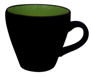 Kyoto Green Espresso Cup 8cl / 2.8oz - Pack of 12