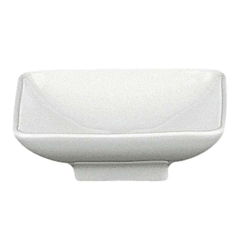 Modulo Square Bowl Footed Coupe 8x8cm - Pack of 6