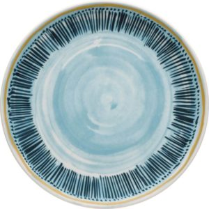 Hygge Water Plate flat coupe 17cm – Pack of 12