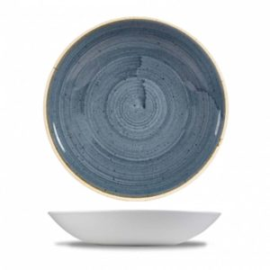 Stonecast Blueberry Coupe Pasta Bowl 24.8cm 40oz – Pack of 12
