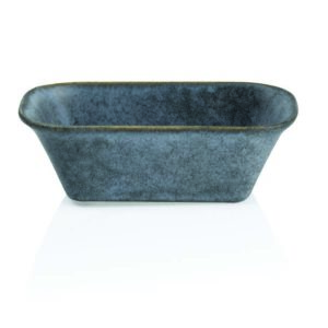"Stone Oblong Dish 15cm, 5.9"" - Pack of 4"
