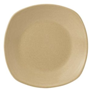 Evolution Sand Chefs' Plate Square 16.5cm – Pack of 36