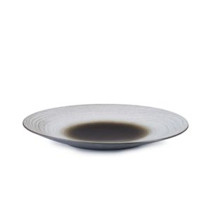 Revol brown sand SWELL DINNER PLATE 31CM – pack of 2