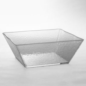 Square Rain Bowl – Pack of 4