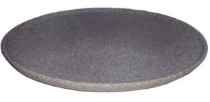 granite raw light plate 24 cm – pack of 6