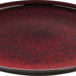 Glow Flat Coupe Plate 30cm - Pack of 6